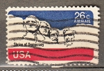 Sellos de America - Estados Unidos -  Shrine Democracy (180)