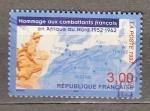 Sellos del Mundo : Europa : Francia :  Homenaje a los Combatientes (268)