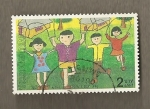 Stamps Asia - Thailand -  Dia de los niños 1990