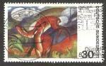 Sellos de Europa - Alemania -  647 - Cuadro de Franz Marc