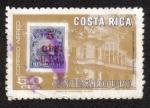 Sellos de America - Costa Rica -  Centenario U.P.U.