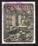 Sellos de America - Panamá -  Hieronymus