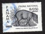 Sellos de America - Panamá -  Fauna Nacional