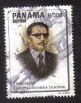Sellos del Mundo : America : Panamá : Personajes Ilustres, Alcibiades Arosemena