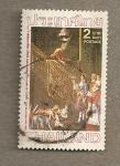 Stamps Thailand -  300 años de relaciones franco-tailandesas