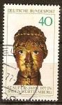 Sellos de Europa - Alemania -   Staufer 1977 en Baden-Württemberg, jefe Barbarossa.