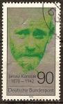 Sellos de Europa - Alemania -  Centenario del nacimiento de Janusz Korczak (reformador de la educación).
