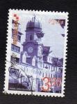Stamps : Europe : Croatia :  Scott 601. Reloj, Rijeka.
