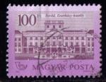 Sellos de Europa - Hungría -  castillo Hesterhazy