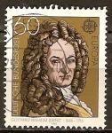 Sellos de Europa - Alemania -  Europa-CEPT. Gottfried Leibniz (filósofo).