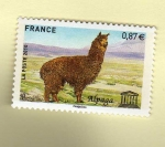 Stamps : Europe : France :  Unesco