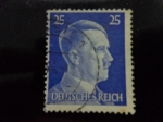 Sellos de Europa - Alemania -   HITLER Deutsches Reich