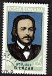 Sellos de Europa - Rumania -  G. Lazar (1779-1823) educationalist