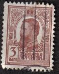Sellos de Europa - Rumania -  King Karl I
