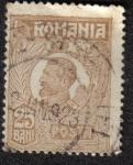 Sellos de Europa - Rumania -  Ferdinand I