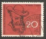 Sellos de Europa - Alemania -  154 - Wilhelm Busch, diseñador humorista