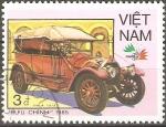 Stamps Vietnam -  AUTOS.  ITALA  1912.