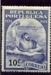Stamps Portugal -  IV Centenario del Nacimiento de Camoens