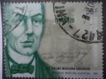 Stamps of the world : Argentina :  Dr.Cosme Mariano Argerich-Precursor  Medicina Argentina