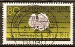 Sellos de Europa - Alemania -  Persecución y resistencia 1933-1945.