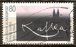 Sellos del Mundo : Europa : Alemania : Cent Nacimiento de Franz Kafka (escritor).