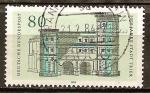 Sellos de Europa - Alemania -   2000 años de la ciudad de Trier.