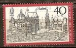 Sellos de Europa - Alemania -  Aachen.