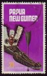 Stamps Oceania - Papua New Guinea -  SG 364
