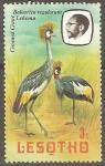 Stamps Africa - Lesotho -  GRÙAS  CORONADAS