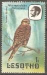 Stamps Africa - Lesotho -  MAYOR  CERNÌCALO