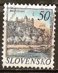 Sellos del Mundo : Europa : Eslovaquia : Bratislava (inter).