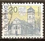 Sellos del Mundo : Europa : Eslovaquia : Rožňava.(int.)
