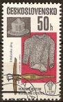 Sellos de Europa - Checoslovaquia -  Histórico Militar Museo de Exposiciones.