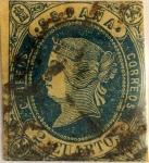 Sellos de Europa - España -  2 cuartos 1862