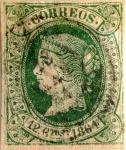 Sellos de Europa - España -  12 cuartos 1864
