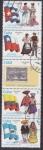Stamps : America : Cuba :  Trajes Tipocos