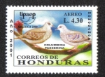 Stamps Honduras -  Upaep 2001