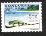 Sellos del Mundo : America : Honduras :  Upaep 2001