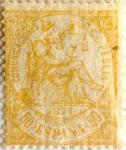 Sellos de Europa - España -  50 céntimos 1874