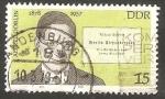Stamps Germany -  2007 - Alfred Döblin
