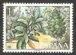 Sellos de Europa - España -  2120 - Flor barbusano