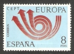 Sellos de Europa - España -   2126 - Europa Cept