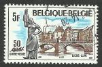 Stamps : Europe : Belgium :  Bélgica