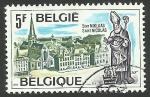 Stamps : Europe : Belgium :  San Nicolás