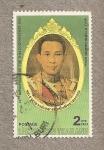 Stamps Asia - Thailand -  Aniversario de las Cooperativas Tailandesas