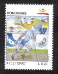 Sellos del Mundo : America : Honduras :  Olimpiadas de Barcelona