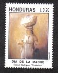 Stamps Honduras -  Día de La Madre