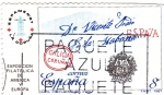 Stamps Spain -  Exposición filatélica de América y Europa (15)