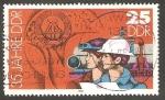 Sellos de Europa - Alemania -  2532 - 35 anivº de la República Democrática Alemana