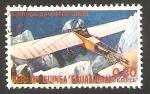 Stamps Equatorial Guinea -  Avión